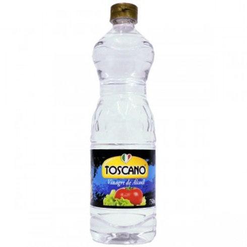 vinagre de álcool toscano 750 ml