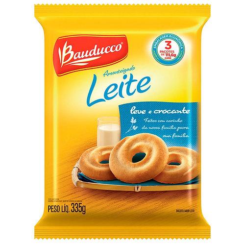 Biscoito Amanteigado BAUDUCCO Leite 335g