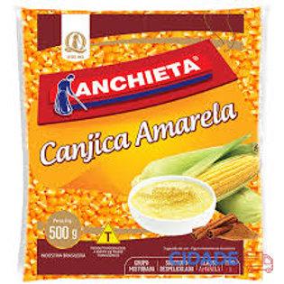 Canjica Amarela Anchieta 500G