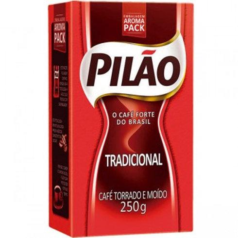 Café Pilão Tradicional Vácuo 250g