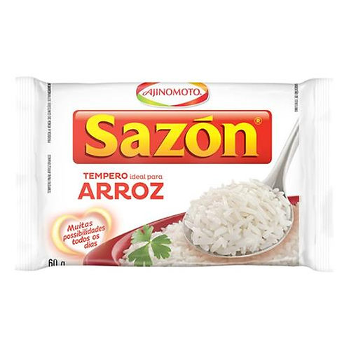 Sazon Floppy Arroz Branco 60g