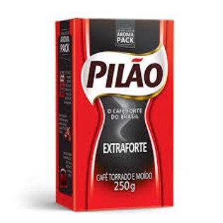 café pilão extra forte vácuo 250g