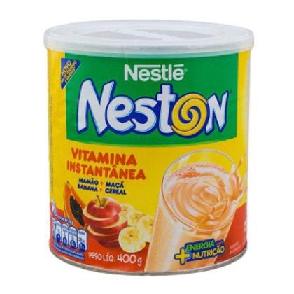 Neston Vitamina Nestlé Maçã, Banana e Mamão 400g