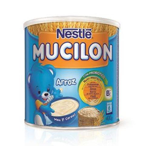 Cereal Infantil Nestlé Mucilon Arroz 400g