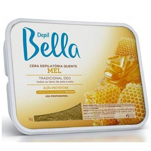 Depilbella Cera Depilatória Quente Mel 500