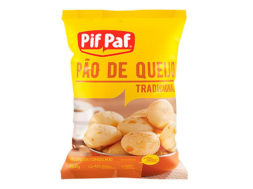 Pão de Queijo Pif Paf 400g
