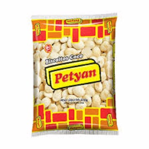 Biscoito Coco Petyan 1kg