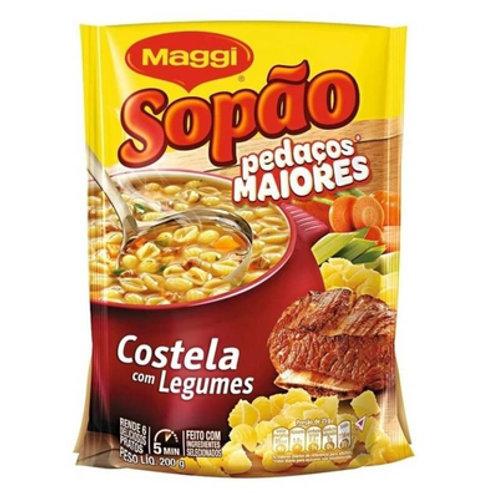 Sopão Maggi Costela Legumes 200g