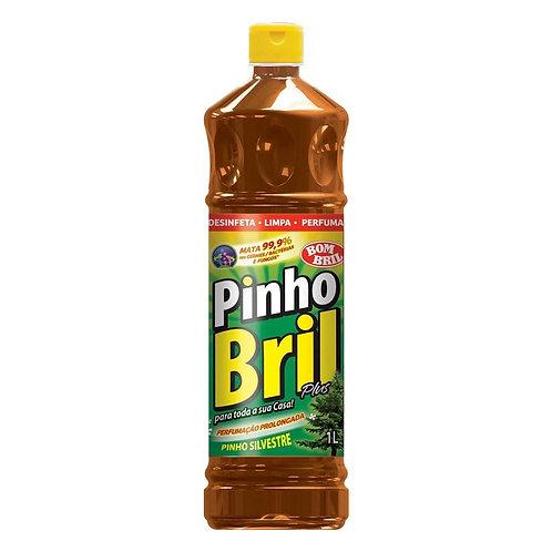 Desinfetante Bom Bril Pinho Bril Plus Silvestre 1L