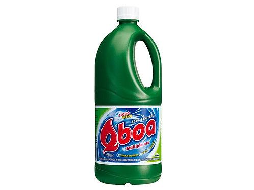 Água Sanitária Qboa 2 Litro
