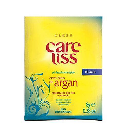 Pó Descolorante Care Liss Argan 8g