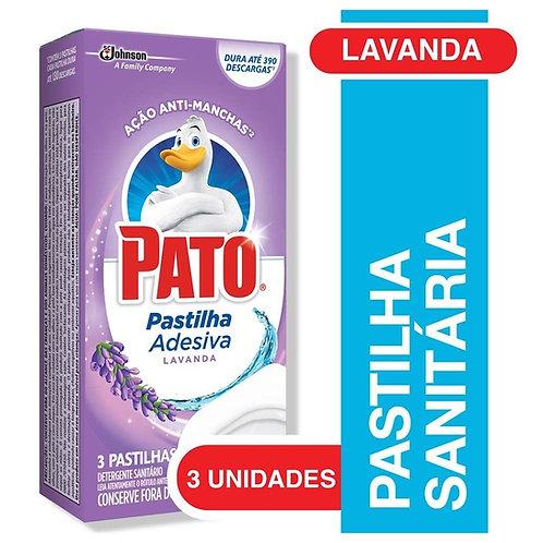 Pastilha Adesiva Pato Lavanda 25g