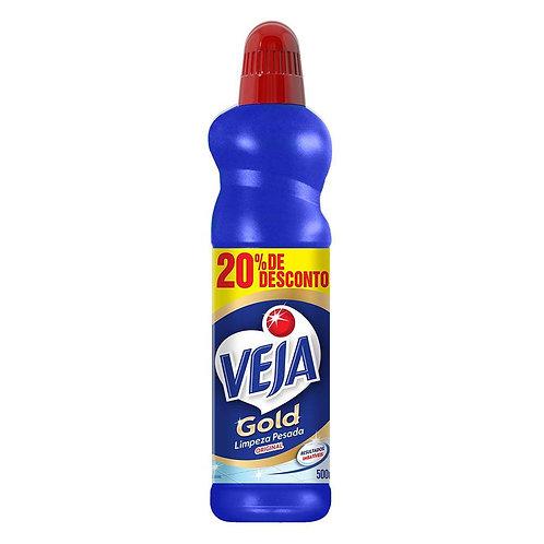 Veja Limpeza Pesada Original 500ml - Uso Geral