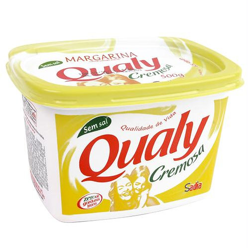 Margarina Qualy 500g