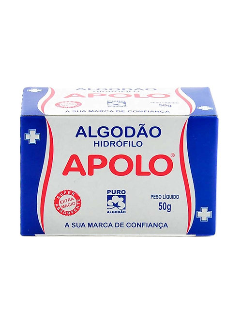 Algodao Apolo 50Gr