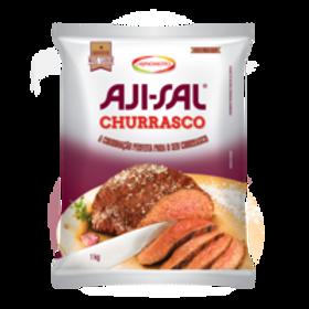 Sal Especial para Churrasco AJI-SAL Pacote 500g