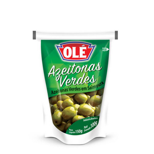 Azeitona pramesa s/ caroço Sachê 120