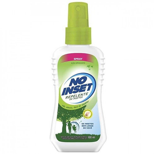 repelente no inset spray 100ml