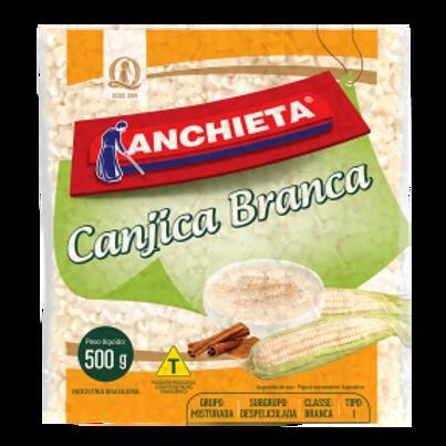 Canjica Branca Anchieta 500g