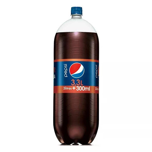 Refrigerante Pepsi Cola 3300ml