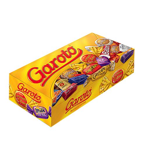Caixa de Bombom Garoto Sortidos 250g