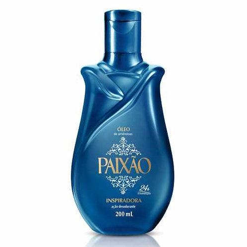 Óleo Desodorante de Amêndoas Paixão Inspiradora 200ML