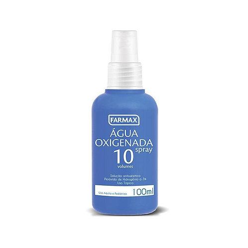 Agua Oxigenada Antisseptica 10-vol Spray 100ml