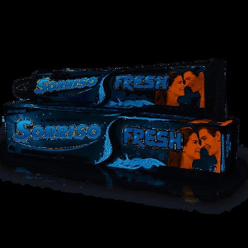 Creme Dental Gel Sorriso Fresh Xtra Mint 90g