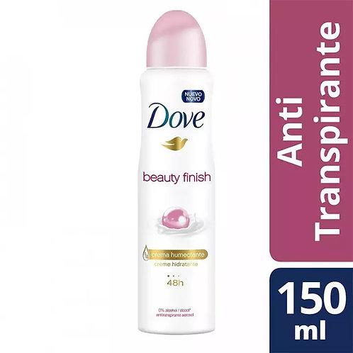 Desodorante Antitransp Aerosol Dove Beauty Finish 48h 150mL