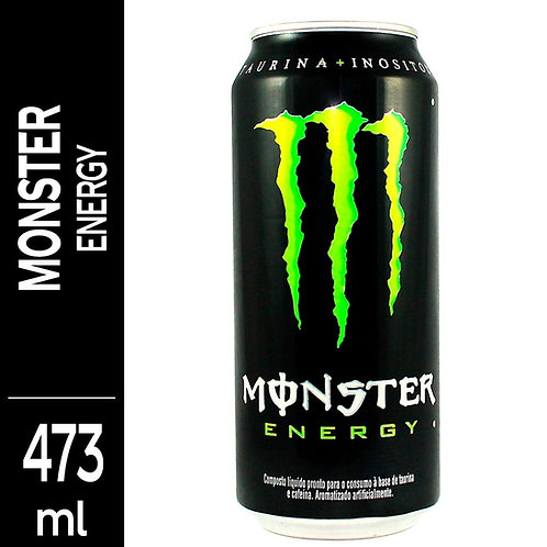 Energético Monster Energy Lata 473ml