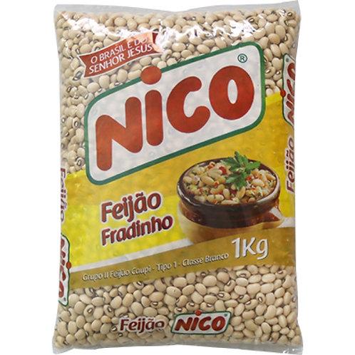 Feijão Fradinho Nico 1kg