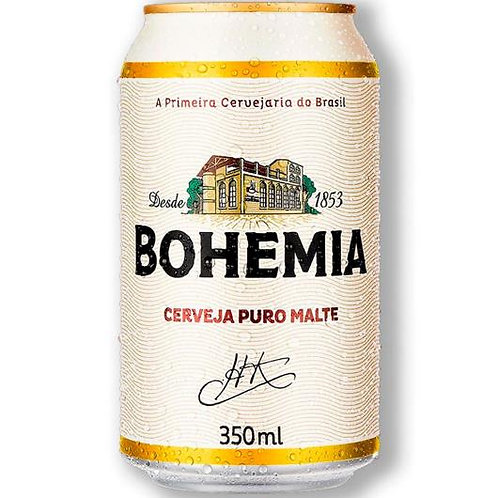 Cerveja Bohemia Puro Malte 350ml