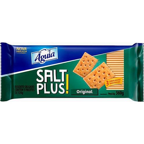 Biscoito Cracker Salt Águia 360g