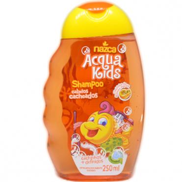 Acqua Kids Cabelos Cacheados Shampoo 250ml
