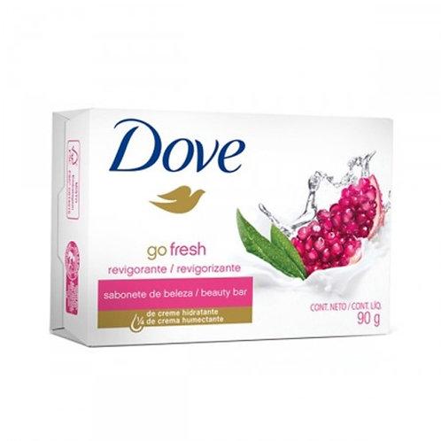 Sabonete Dove Go Fresh Romã E Verbena com 90 Gr