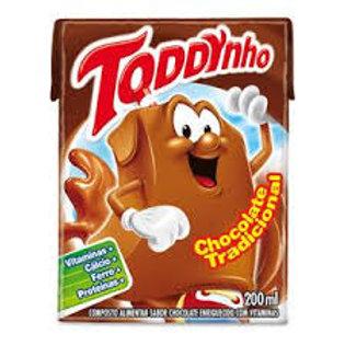 Achocolatado líquido Toddynho tradicional 200ml
