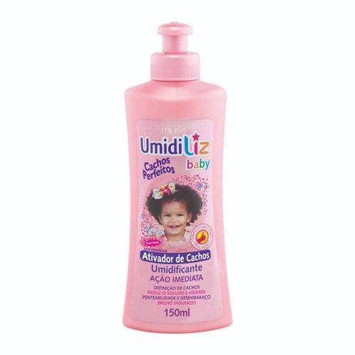 Umidificante Umidiliz Baby Menina 150ml