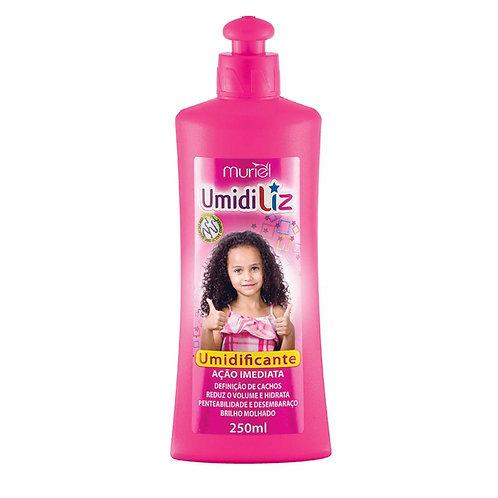 Umidiliz Umidificante De Cachos Kids Muriel 250ml