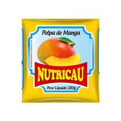 Polpa de Fruta Congelada NUTRICAU  100g
