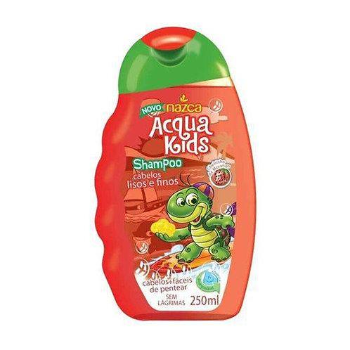 Acqua Kids Cabelos Lisos E Finos Shampoo 250ml