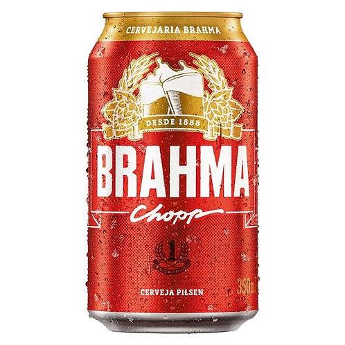 Cerveja lata Brahma 350ml