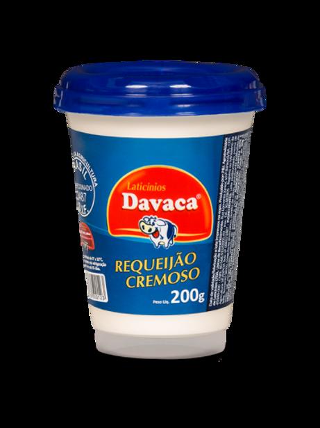 Requeijão Cremoso DA VACA Copo 200g