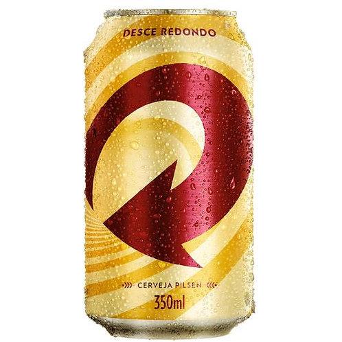 Cerveja lata Skol 350ml