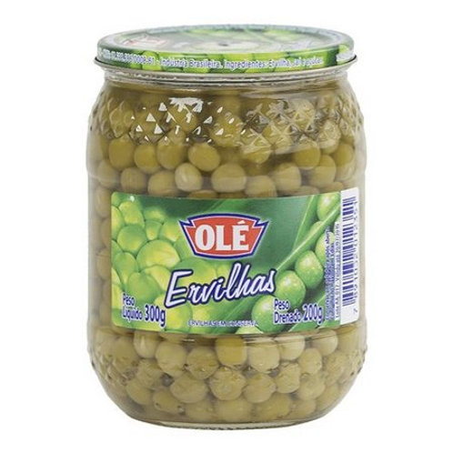 Ervilha Verde Olé copo 300g