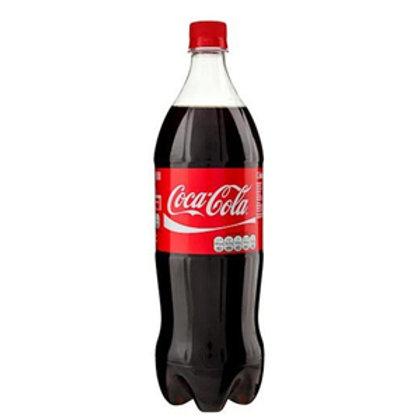 Coca-Cola Garrafa Pet 1 L