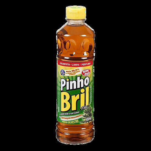 Desinfetante Bom Bril Pinho Bril Plus Silvestre 500ml