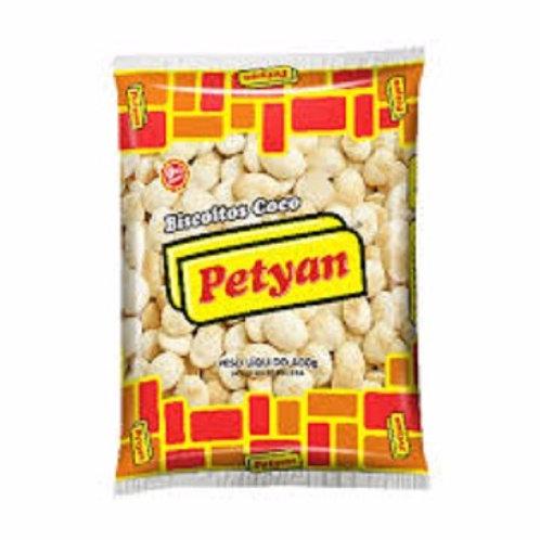 Biscoito Coco Petyan 200g