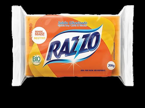 Sabão em Pedra Razzo Glicerina Neutro 200g