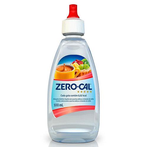 Adoçante Liquido 100 ml - Zero-Cal