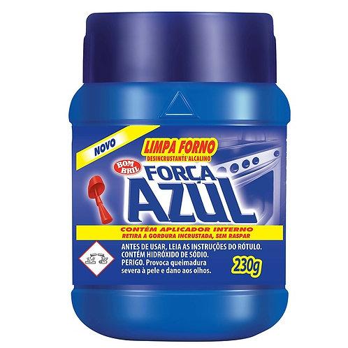 Limpa-Forno Força Azul Pasta 230 G